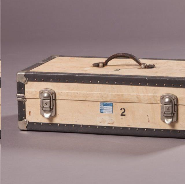 Where to find VINTAGE  SUITCASE - RALEIGH in Franklin