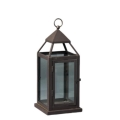Rental store for BROWN PERGOLA TABLETOP LANTERN in Nashville TN