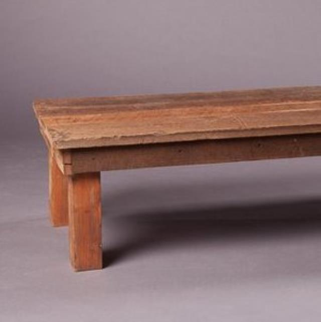 Where to find BROWN BARNWOOD COFFEE TABLE in Nashville