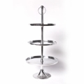 Rental store for HAMILTON 3-TIER SILVER SERVING STAND in Nashville TN