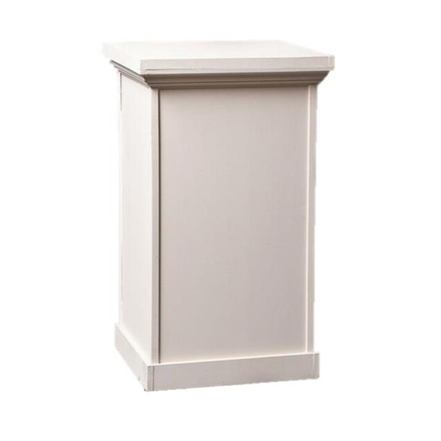 Where to find FRANKLIN WOOD COLUMN - ANTIQUE WHITE in Nashville