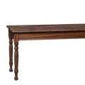 Rental store for VINTAGE  MARTA TABLE - WALNUT STAIN in Franklin TN