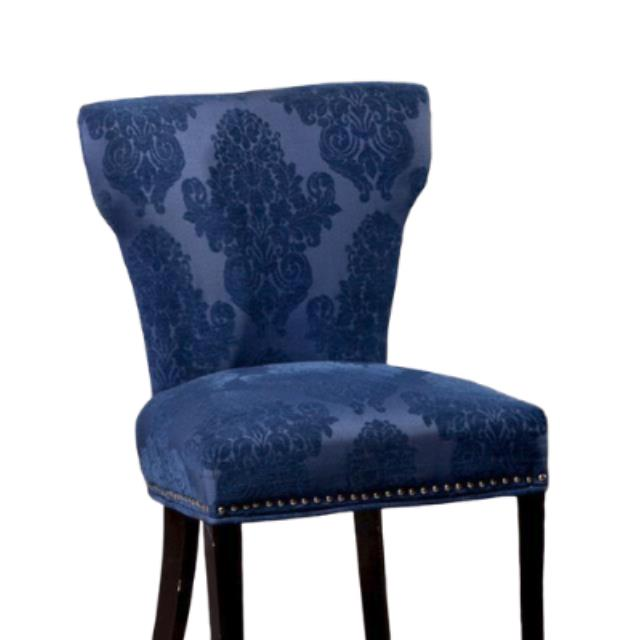 Where to find RHAPSODY IN BLUE SIDE CHAIR  HI-BACK in Franklin