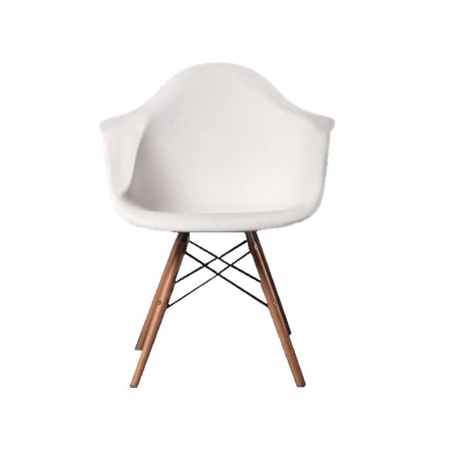 Where to find WHITE EIFFEL ARMCHAIR in Nashville