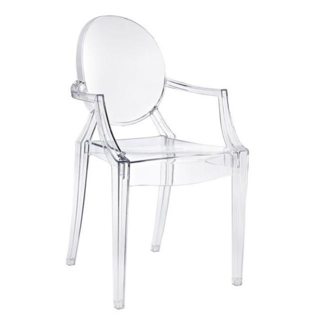 Where to find ACRYLIC GHOST ARM CHAIR in Nashville