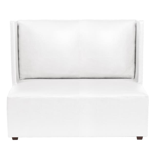 Where to find MERCER WHITE LEATHER COUCH in Nashville
