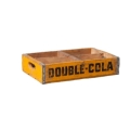 Rental store for VINTAGE  BEVERAGE CRATE - DOUBLE COLA in Franklin TN