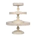 Rental store for WILLOW PEDESTAL CAKE STANDS in Nashville TN