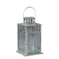 Rental store for SILVER SQUARE TABLETOP LANTERN in Nashville TN