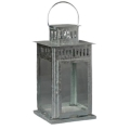 Rental store for SILVER SQUARE OVERSIZED LANTERN in Nashville TN