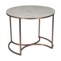 Rental store for CAPRIANO MARBLE   COPPER ACCENT TABLE in Nashville TN