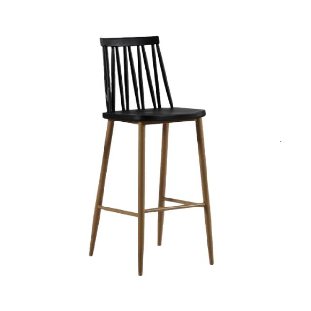 Where to find MID CENTURY BLACK BARSTOOL in Nashville
