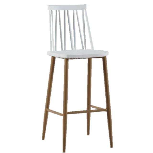 Where to find MID CENTURY WHITE BARSTOOL in Nashville