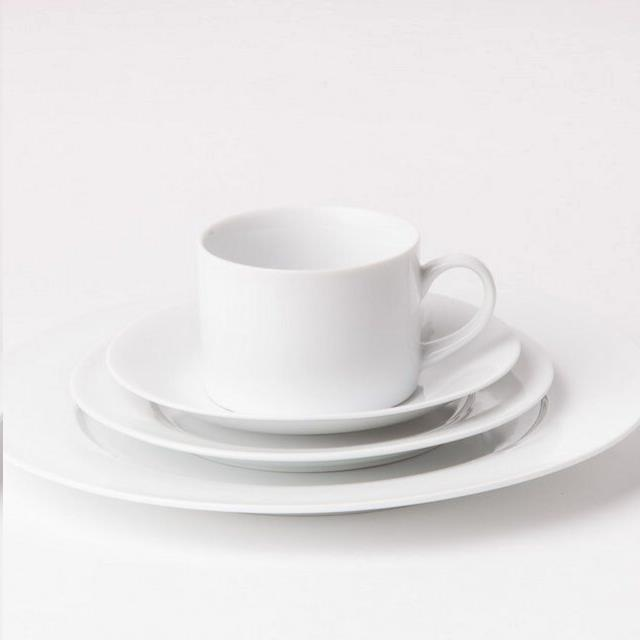 Where to find WHITE ROUND DINNER PLATE - 10.6 IN. in Nashville