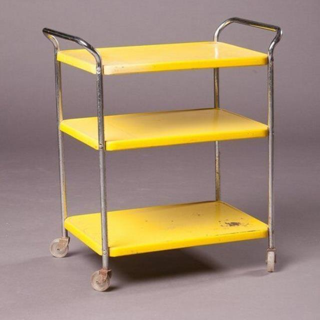 Where to find VINTAGE  SUNNY 3-TIERED CART in Nashville