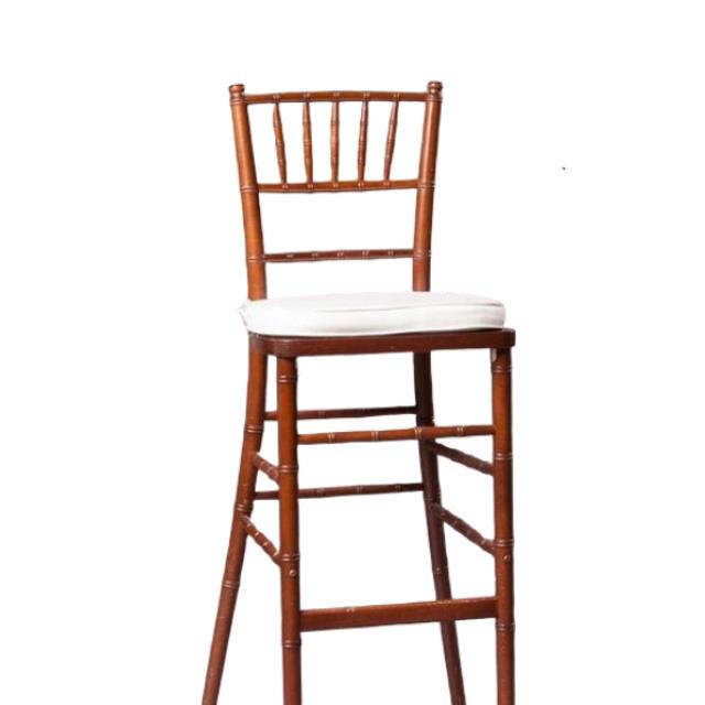 Where to find CHIAVARI BARSTOOL - FRUITWOOD in Nashville