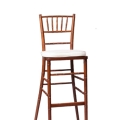 Rental store for CHIAVARI BARSTOOL - FRUITWOOD in Nashville TN