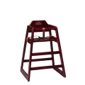 Rental store for CHILDREN S HIGH CHAIR - MAHOGANY in Nashville TN