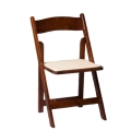 Rental store for FRUITWOOD FOLDING CHAIR in Nashville TN