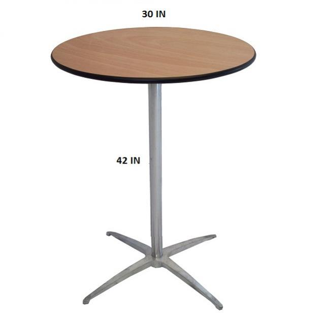 Rent Bistro Tables