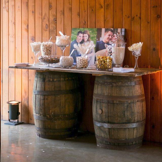 Rent Whiskey Barrel Bars Collection